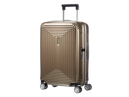 Samsonite Reisetrolley Neopulse 55cm metallic sand