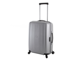 Samsonite Reisetrolley Velocita 68cm silber