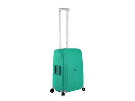 Samsonite Reisetrolley S'Cure 55cm aqua blue