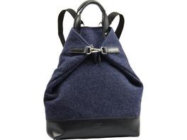 Jost Damenrucksack Farum XChange Bag S blau