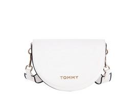 Tommy Hilfiger Abendtasche Tommy Staple Saddle bright white