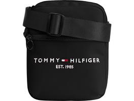 Tommy Hilfiger Umhängetasche TH Established Mini Reporter black