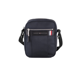Tommy Hilfiger Umhängetasche Elevated Nylon Mini Reporter sky captain
