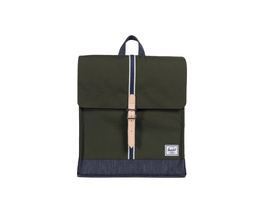 Herschel Rucksack City Mid Volume 7l forest night/dark denim