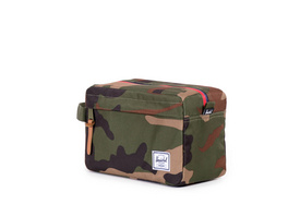 Herschel Kulturbeutel Chapter camo/multi zip