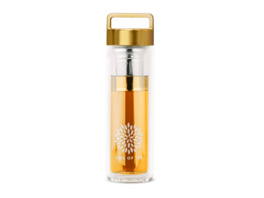 Tree of Tea 2go-Bottle, gold